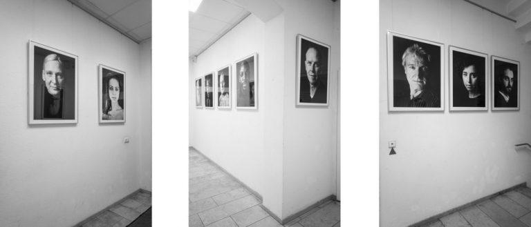 Ausstellung Foto Labor Görner Analoges Portrait