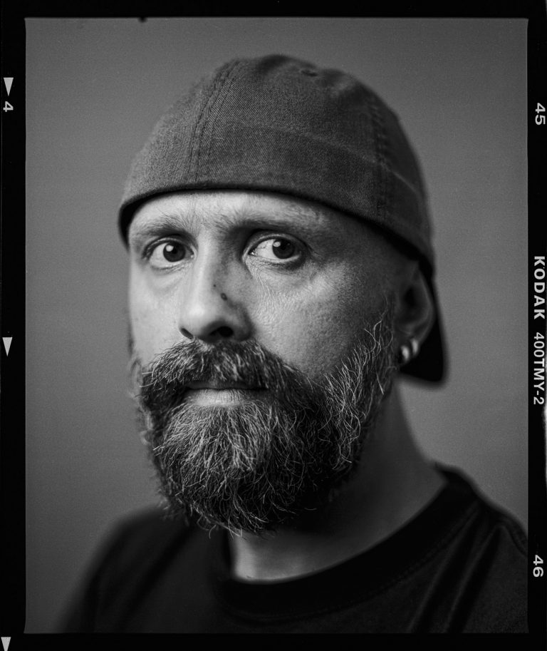 mamiya rz 67, analog portrait, dresden, kodak, tmax400, film, Ken WAgner