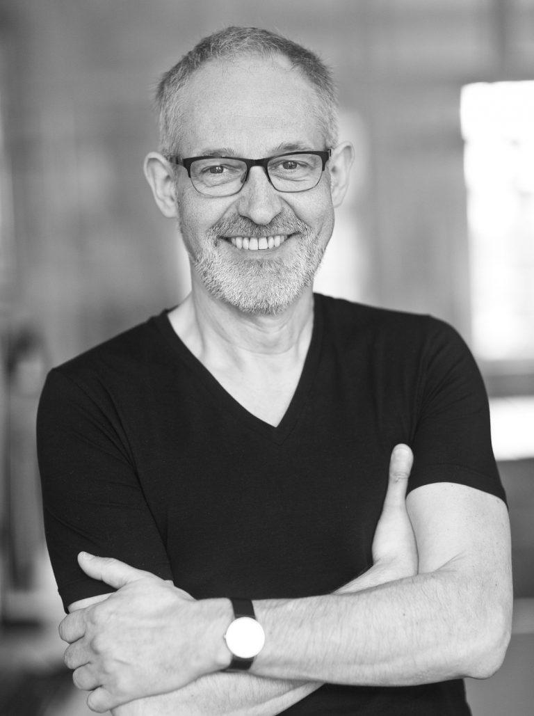 Gerd Priebe Businessportrait Dresden