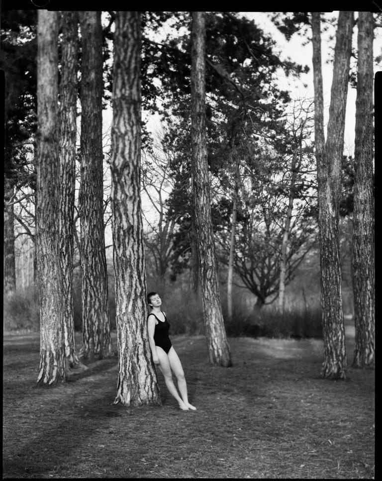 arca swiss f line, large format camera, analog portrait, kodak, foma 100, 4x5inch, film, Ken WAgner