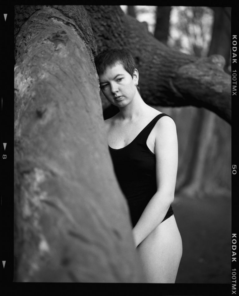 Mamiya RZ 67, analog portrait, kodak, tmax100, 6x7, Ken WAgner